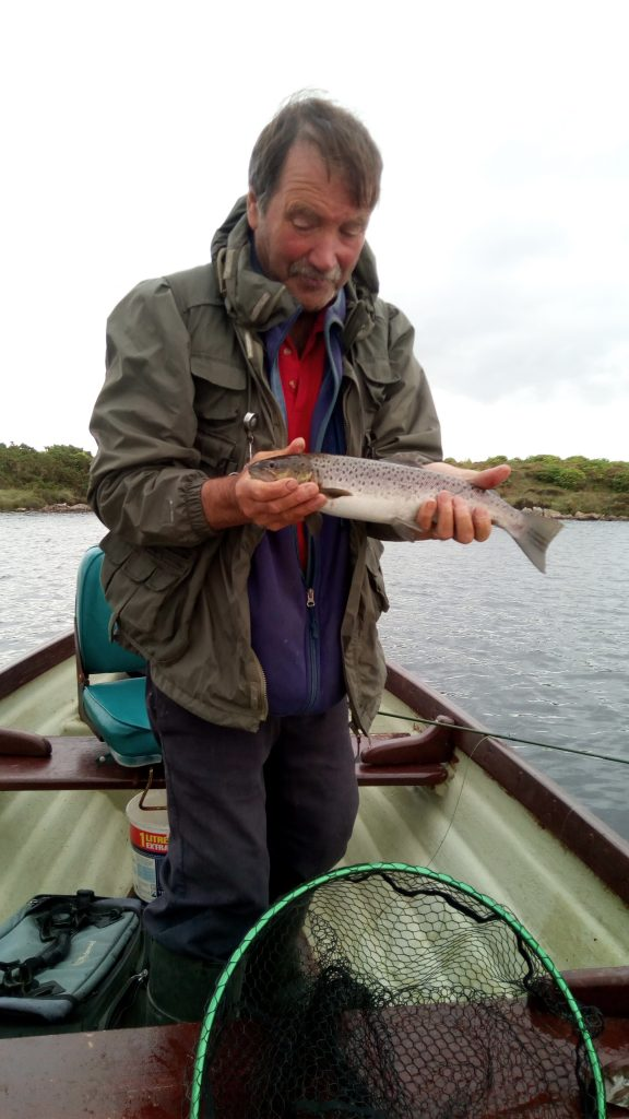 Brian Curran – Ireland West Angling